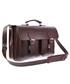 Teczka aktówka VOOC BIG torba 3w1 na laptopa Vintage P36