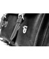 Torba na laptopa VOOC PROMO SET Torba biznesowaskórzana black TC12+ etui EPD1 na laptop