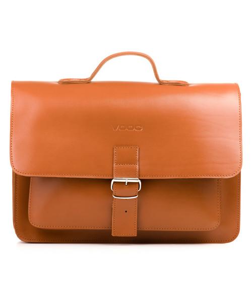 247676e9cd732 VOOC Klasyczna teczka ze skóry P125, torba na laptopa - Butyk.pl