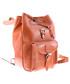 Plecak VOOC Modny plecak skórzany Vintage P1