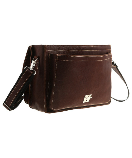 torba VOOC Skórzana torba na ramię teczka TC5
