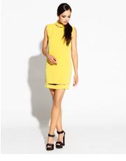 d1e3a67fd9 Żółte sukienki kolekcja jesień 2017 - Butyk.pl