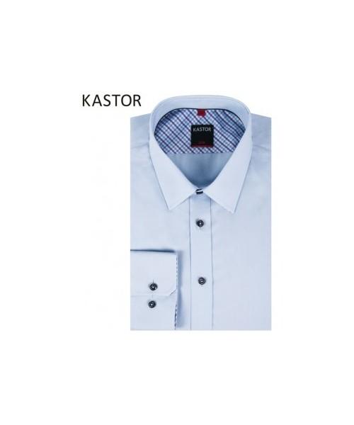 b234327e4e91f1 Kastor Biznesowa koszula bawełna slim, koszula męska - Butyk.pl