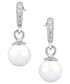 Komplet biżuterii Colibra Komplet srebro, perły, cyrkonie