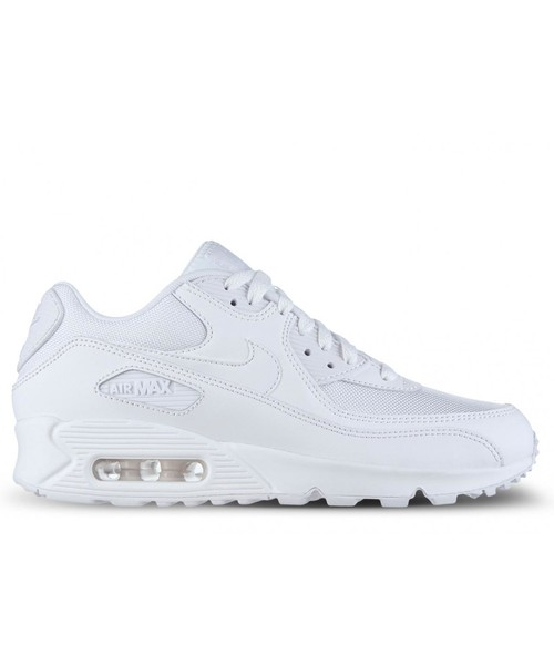 cheap for discount f6ba1 e57ca Sneakersy męskie Nike Buty Air Max 90 Essential białe 537384-111