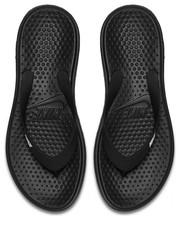 Japonki męskie Buty  Solay Thong czarne 882690-005 - Nstyle.pl Nike