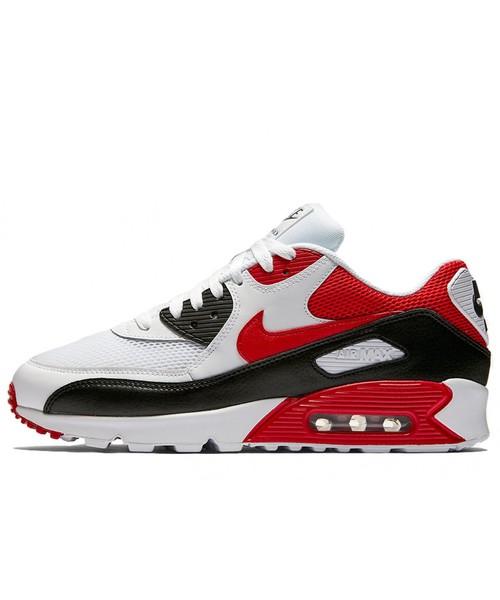 Buty Nike Air Max 90 Essential białe 537384 129