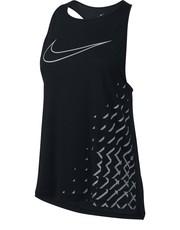 Bluzka Koszulka  Breathe Running Tank czarne 831502-010 - Nstyle.pl Nike