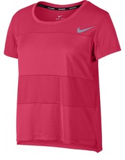 Bluzka Koszulka  Dry Running Top różowe 836797-617 - Nstyle.pl Nike