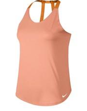 Top damski Koszulka  Breathe Training Tank pomarańczowe 880896-832 - Nstyle.pl Nike