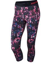 Legginsy Spodnie  Pro Cool Capri multikolor 831996-617 - Nstyle.pl Nike
