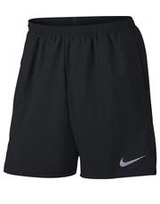 Spodnie Spodenki  Flex Running Short czarne 856838-011 - Nstyle.pl Nike