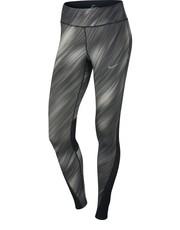 Legginsy Spodnie  Power Running Tight szare 863732-010 - Nstyle.pl Nike