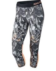 Legginsy Spodnie  Pro Cool Capri szare 832048-013 - Nstyle.pl Nike