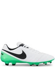 Buty sportowe Buty  Tiempo Genio Ii Leather F białe 819213-103 - Nstyle.pl Nike