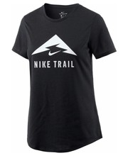 Bluzka Koszulka  Dry Running T-shirt czarne 831895-010 - Nstyle.pl Nike