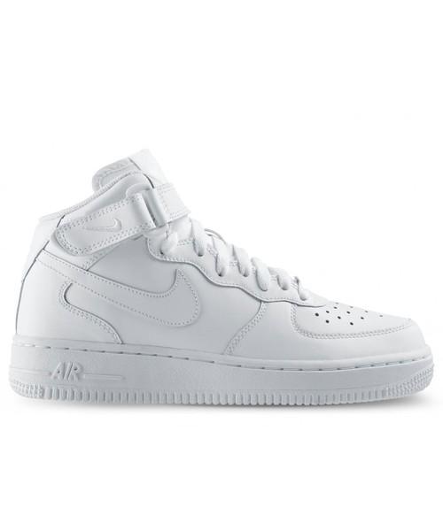 76db6f84a70d buty nike air force 1 mid białe wyprzedaż