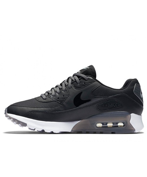 sneakersy męskie Nike Buty Wmns Air Max 90 Ultra Essential szare 724981 007