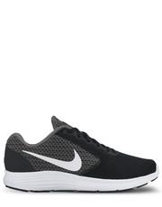 Sneakersy Buty Wmns  Revolution 3 czarne 819303-001 - Nstyle.pl Nike