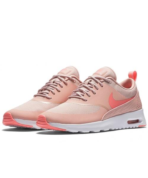 wholesale dealer bf580 5ff6e Sneakersy Nike Buty Wmns Air Max Thea różowe 599409-610