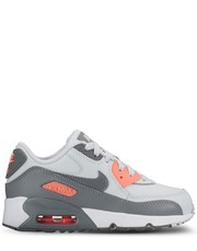 Sneakersy dziecięce Buty  Air Max 90 Ltr (ps) szare 833377-006 - Nstyle.pl Nike