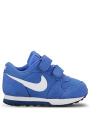 Sneakersy dziecięce Buty  Md Runner 2 (tdv) niebieskie 806255-406 - Nstyle.pl Nike