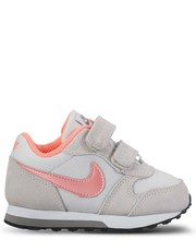 Sneakersy dziecięce Buty  Md Runner 2 (tdv) szare 807328-007 - Nstyle.pl Nike