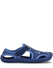 Sandały dziecięce Buty  Sunray Protect (ps) niebieskie 903631-400 - Nstyle.pl Nike