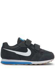 Sportowe buty dziecięce Buty  Md Runner 2 (psv) czarne 807317-007 - Nstyle.pl Nike