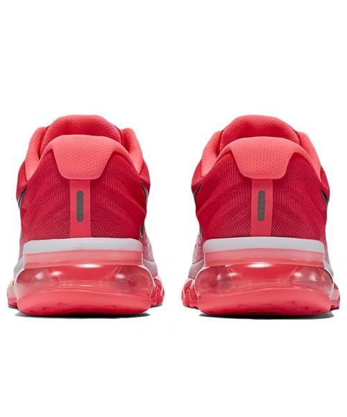 półbuty Nike Buty Wmns Air Max 2017 czerwone 849560 103