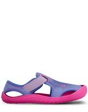 Sandały dziecięce Buty  Sunray Protect (ps) fioletowe 903633-500 - Nstyle.pl Nike