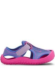 Sandały dziecięce Buty  Sunray Protect (td) fioletowe 903634-500 - Nstyle.pl Nike