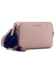 Listonoszka Pink Moschino bag with pompon - motiveandmore.pl Motive & More