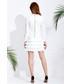 Sukienka Motive & More Sukienka Lila ecru