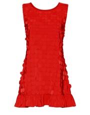 Sukienka Sukienka Sugar Czerwona - motiveandmore.pl Motive & More