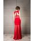 Sukienka Motive & More Sukienka Anastasia Czerwona