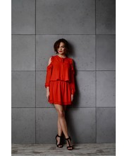 Sukienka Sukienka Kylie II Czerwona - motiveandmore.pl Motive & More