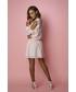 Sukienka Motive & More Kylie II Pudrowy Róż