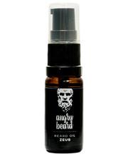 Kosmetyk do brody olejek do pielęgnacji brody ZEUS 10ml - AmbasadaPiekna.com Angry Beard