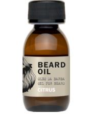 Kosmetyk do brody Oil Citrus 50ml Olejek zmiękczający - AmbasadaPiekna.com Dear Beard