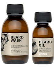 kosmetyk do brody Dear Beard - Pielęgnacja brodacza olejek+szampon