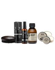 kosmetyk do brody Dear Beard - Zestaw olejek+szczotka+szampon+balsam+wosk