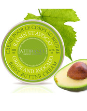 krem do ciała Body Butter Cream Grape and Avocado - AmbasadaPiekna.com
