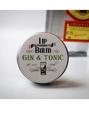 Balsam do ust The Prohibition Co. Lip Balm Gin&Tonic, balsam do ust o smaku Ginu z tonikiem 15ml - AmbasadaPiekna.com Half Ounce London