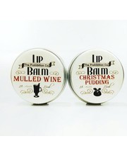 Balsam do ust The Prohibition Co. Lip Christmas Pudding, balsam o smaku świątecznego puddingu 15ml - AmbasadaPiekna.com Half Ounce London