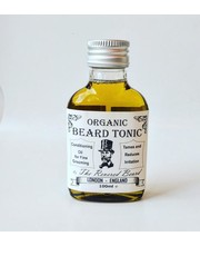 Kosmetyk do brody The Revered Beard Organic Tonic olejek do brody 100ml - AmbasadaPiekna.com Half Ounce London