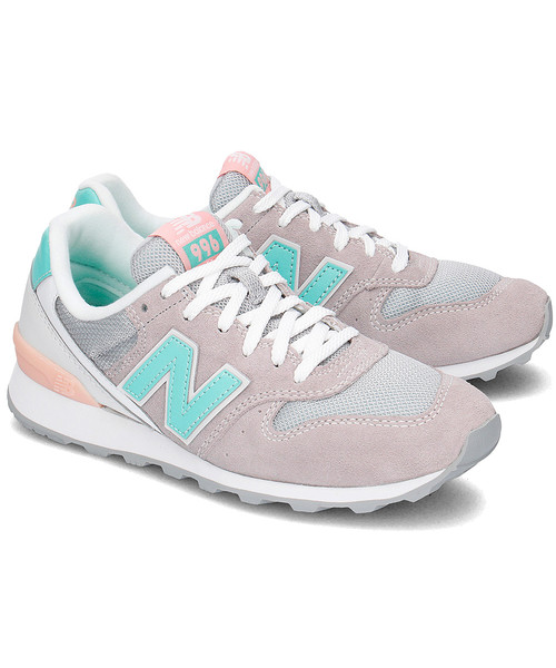 release date lowest discount new lifestyle sneakersy New Balance 996 - Sportowe Damskie - WR996JH