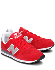 Sneakersy 373 - Sneakersy Damskie - ML373RED - Mivo.pl New Balance