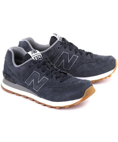 timeless design 4c278 cff87 sneakersy męskie New Balance 574 - Sneakersy Męskie - ML574FSN