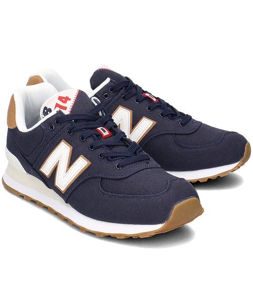 brand new 1d377 b6183 sneakersy męskie New Balance 574 - Sneakersy Męskie - ML574YLC